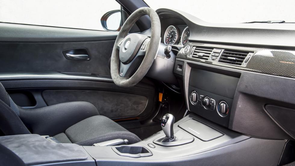 BMW M3 E92 GTS interior
