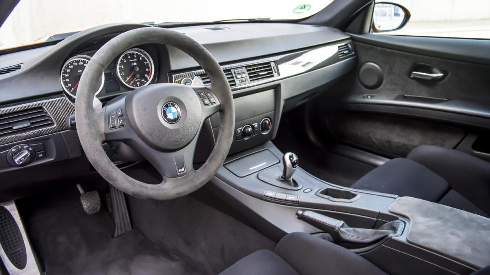 BMW M3 E92 GTS habitáculo