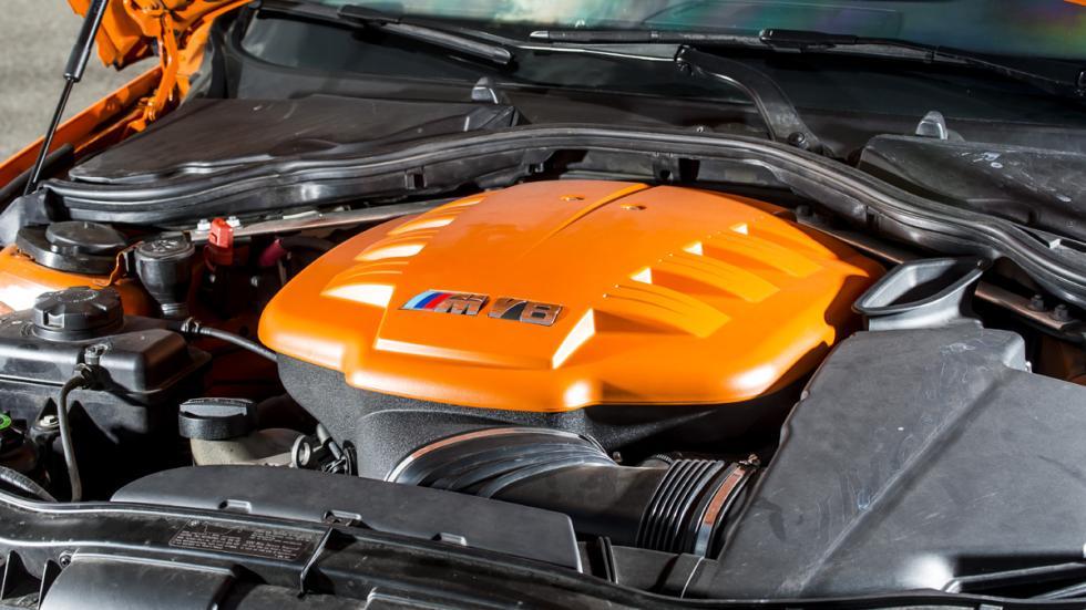 BMW M3 E92 GTS motor