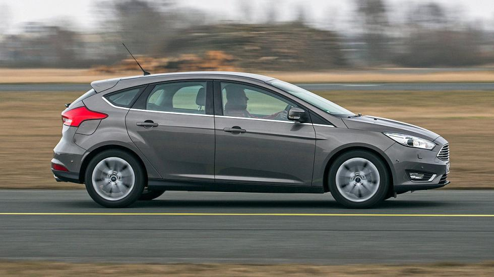 1 Nuevo Renault Mégane contra todos
