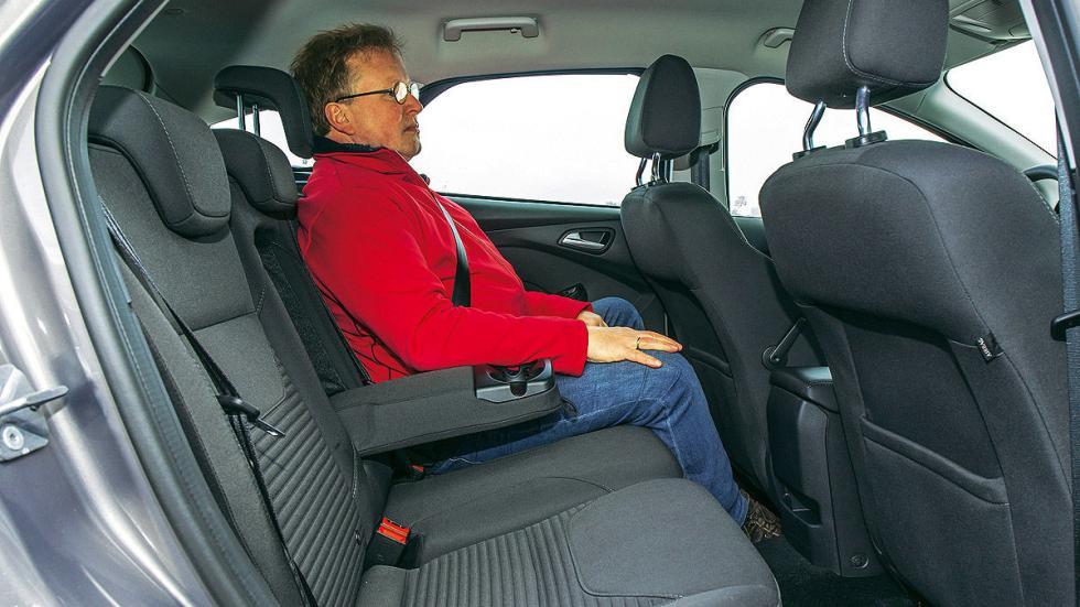4 Nuevo Renault Mégane contra todos