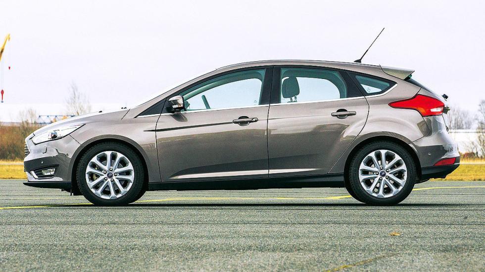 6 Nuevo Renault Mégane contra todos