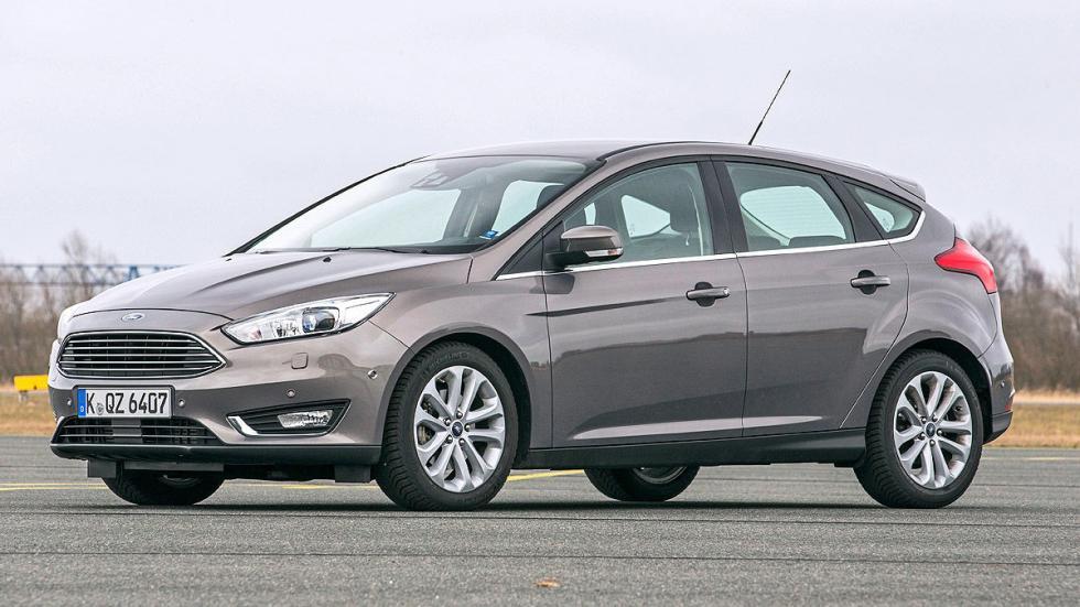 7 Nuevo Renault Mégane contra todos