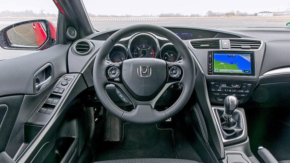 19 Nuevo Renault Mégane contra todos