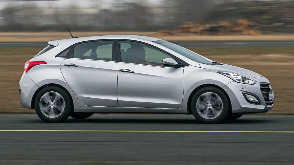 22 Nuevo Renault Mégane contra todos