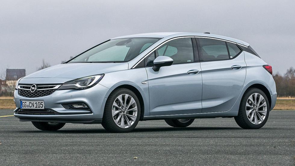 32 Nuevo Renault Mégane contra todos