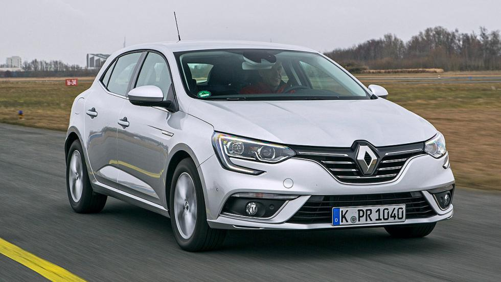 35 Nuevo Renault Mégane contra todos