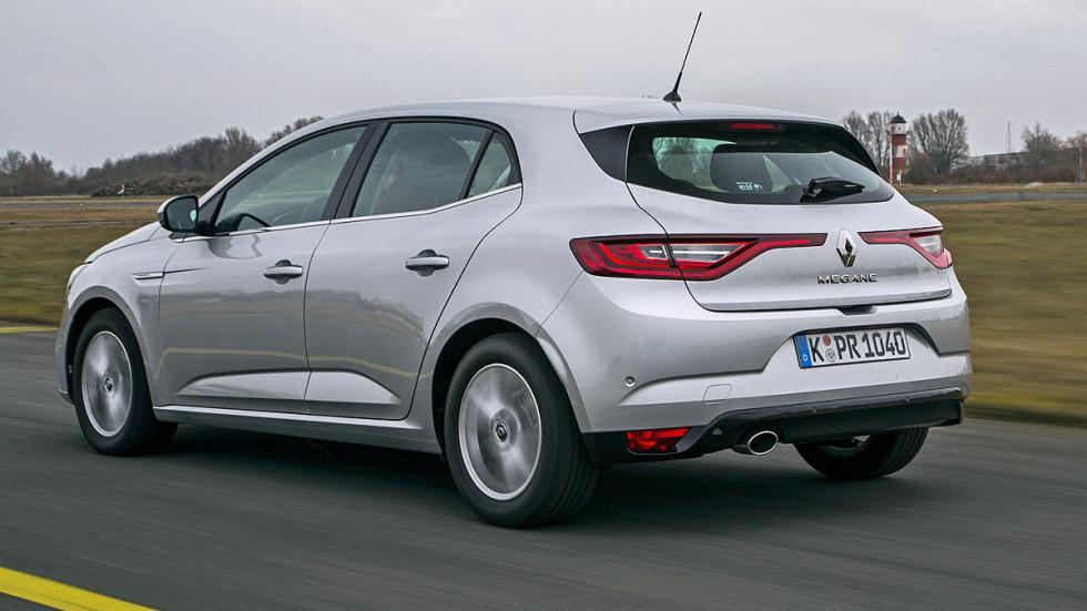 37 Nuevo Renault Mégane contra todos