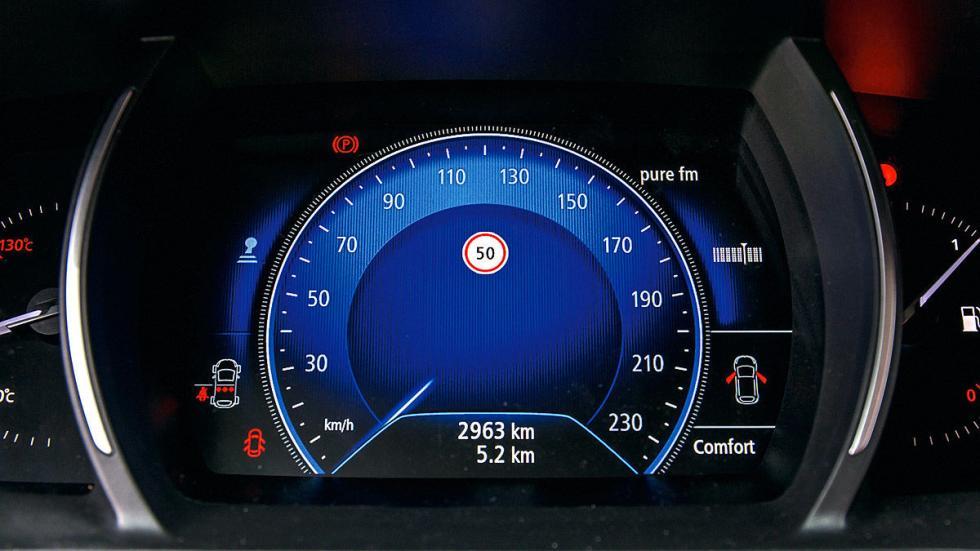 38 Nuevo Renault Mégane contra todos