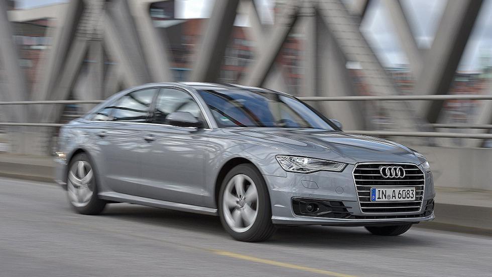 4Comparativa: Mercedes Clase E / Audi A6 / BMW Serie 5