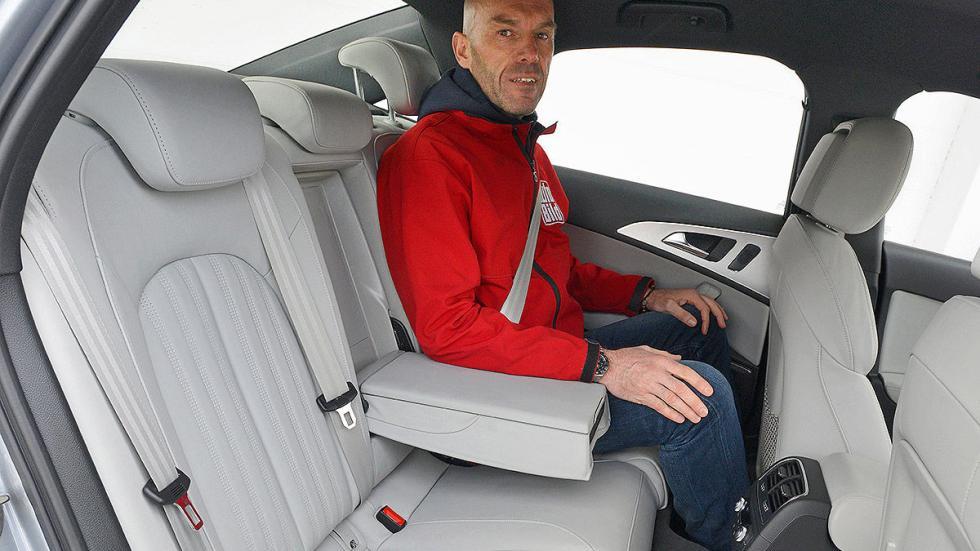 5Comparativa: Mercedes Clase E / Audi A6 / BMW Serie 5