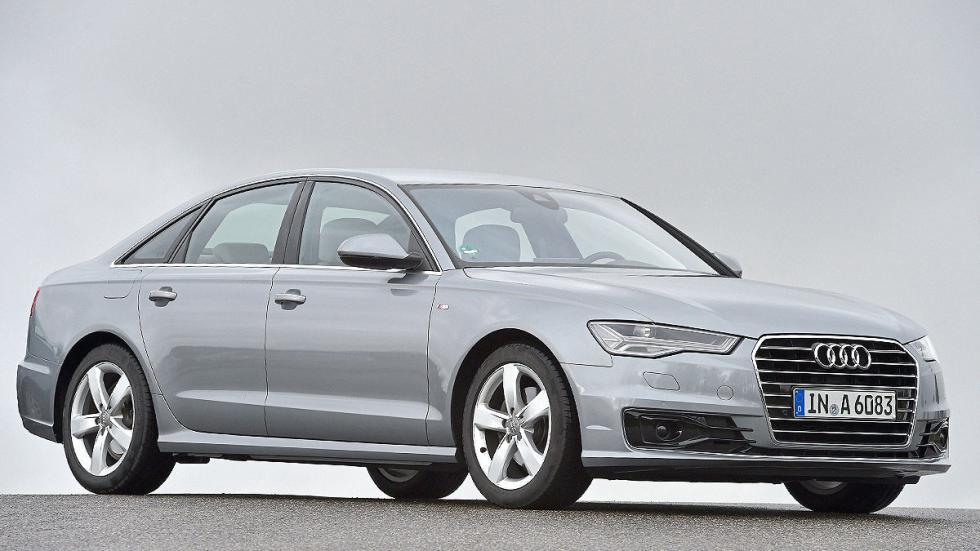 6Comparativa: Mercedes Clase E / Audi A6 / BMW Serie 5