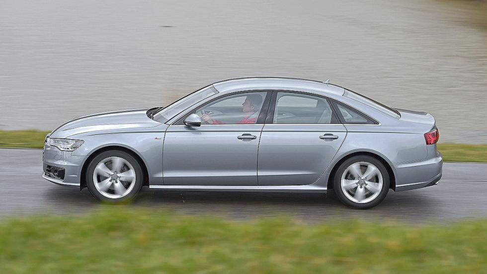 8Comparativa: Mercedes Clase E / Audi A6 / BMW Serie 5
