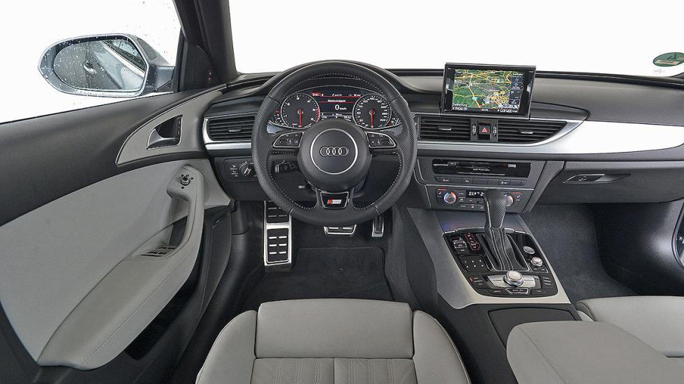 9Comparativa: Mercedes Clase E / Audi A6 / BMW Serie 5