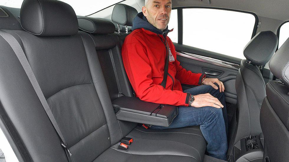 14Comparativa: Mercedes Clase E / Audi A6 / BMW Serie 5