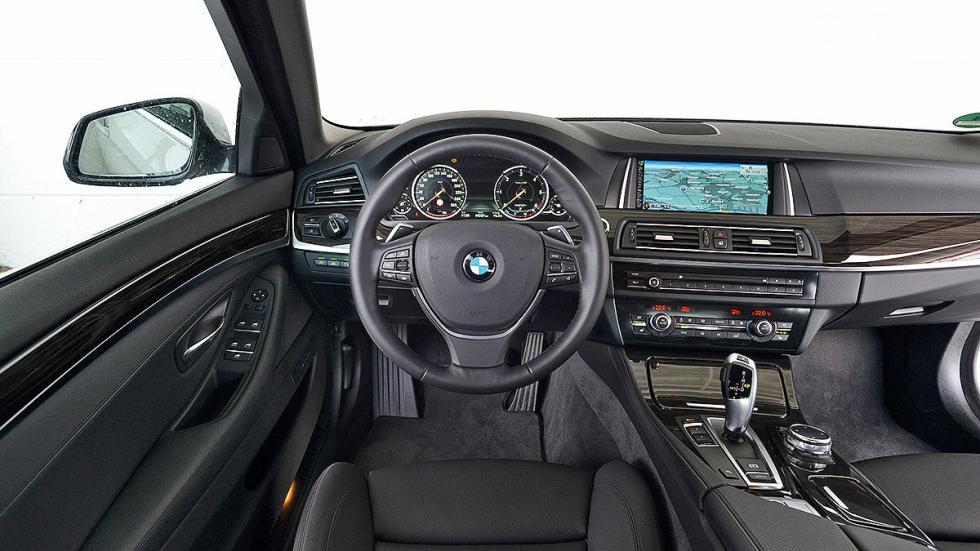 16Comparativa: Mercedes Clase E / Audi A6 / BMW Serie 5