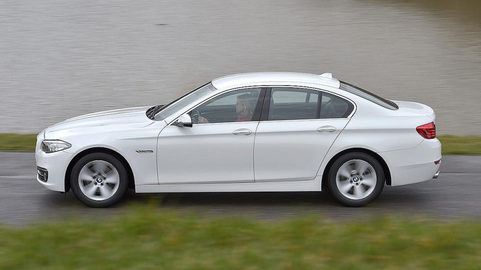 17Comparativa: Mercedes Clase E / Audi A6 / BMW Serie 5
