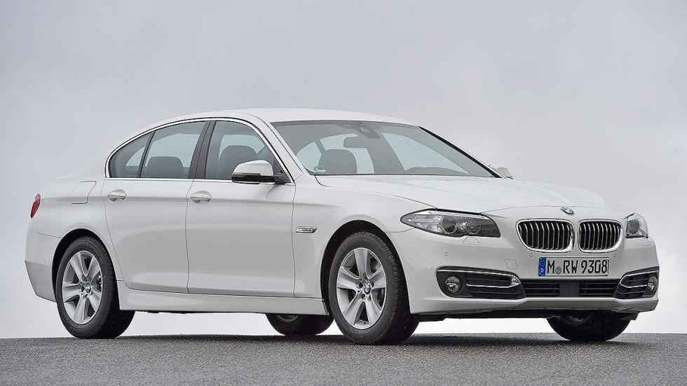 18Comparativa: Mercedes Clase E / Audi A6 / BMW Serie 5