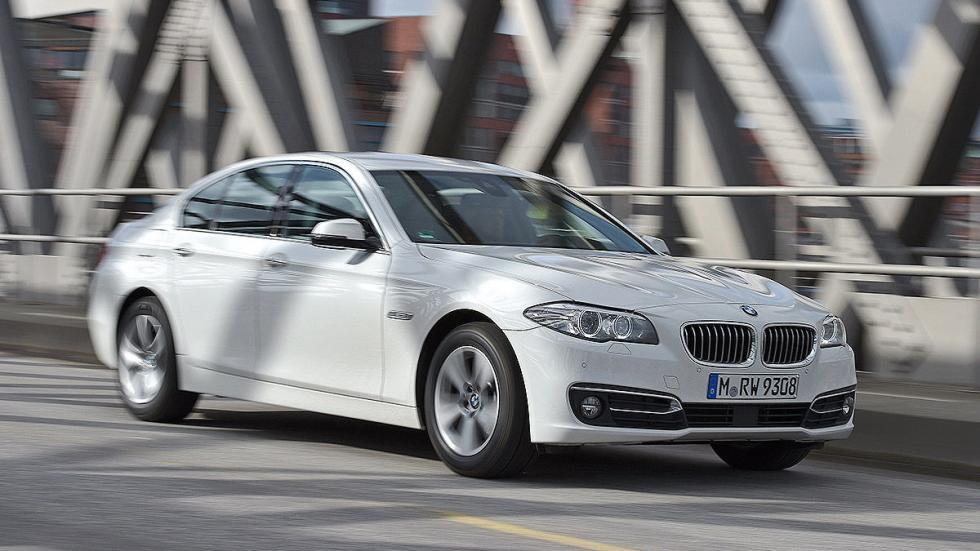 20Comparativa: Mercedes Clase E / Audi A6 / BMW Serie 5