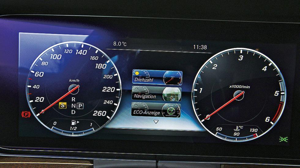 21Comparativa: Mercedes Clase E / Audi A6 / BMW Serie 5