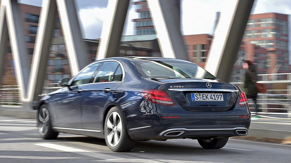 22Comparativa: Mercedes Clase E / Audi A6 / BMW Serie 5