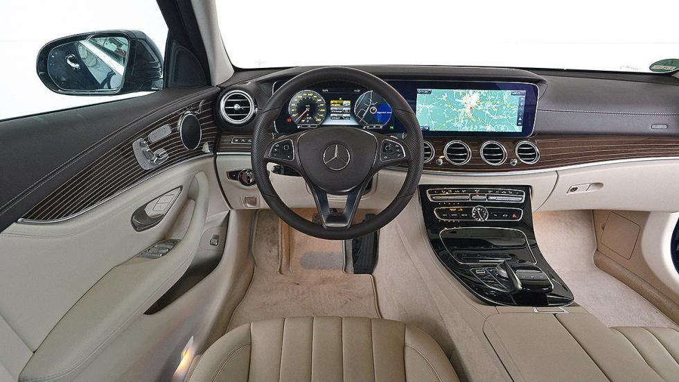 27Comparativa: Mercedes Clase E / Audi A6 / BMW Serie 5