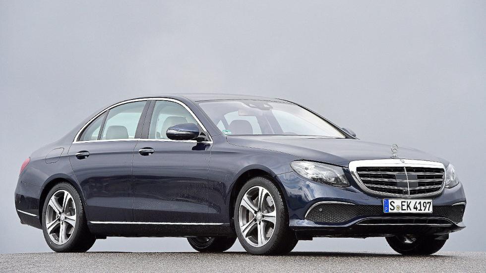 28Comparativa: Mercedes Clase E / Audi A6 / BMW Serie 5