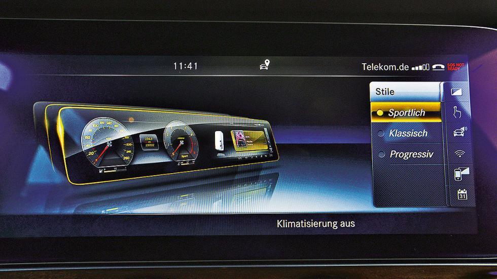 31Comparativa: Mercedes Clase E / Audi A6 / BMW Serie 5