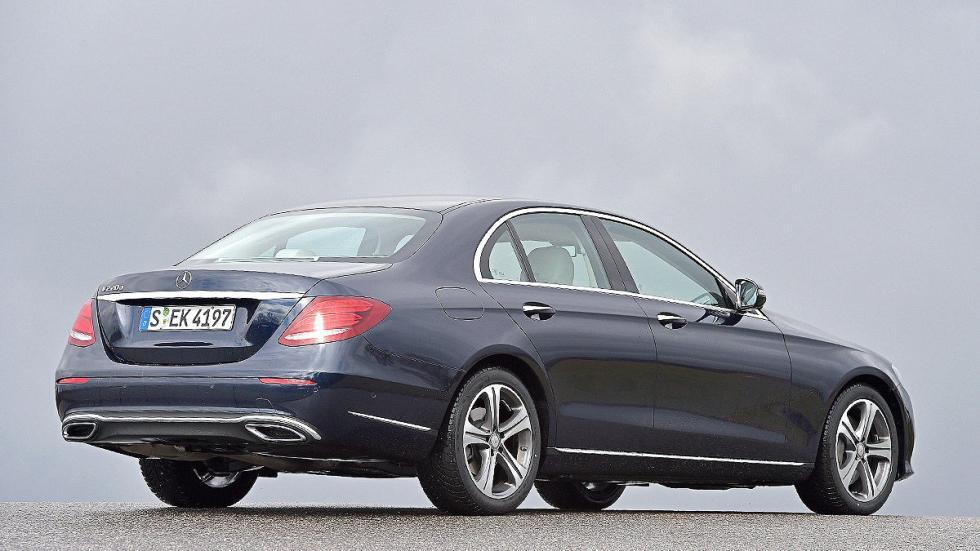 32Comparativa: Mercedes Clase E / Audi A6 / BMW Serie 5
