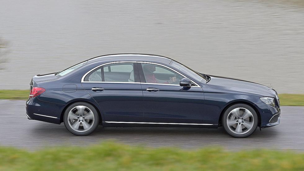 33Comparativa: Mercedes Clase E / Audi A6 / BMW Serie 5
