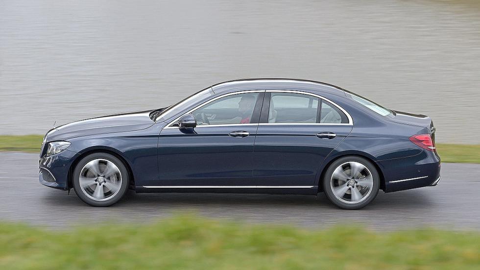 35Comparativa: Mercedes Clase E / Audi A6 / BMW Serie 5