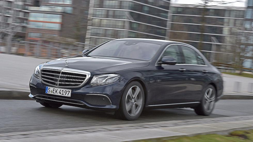 36Comparativa: Mercedes Clase E / Audi A6 / BMW Serie 5