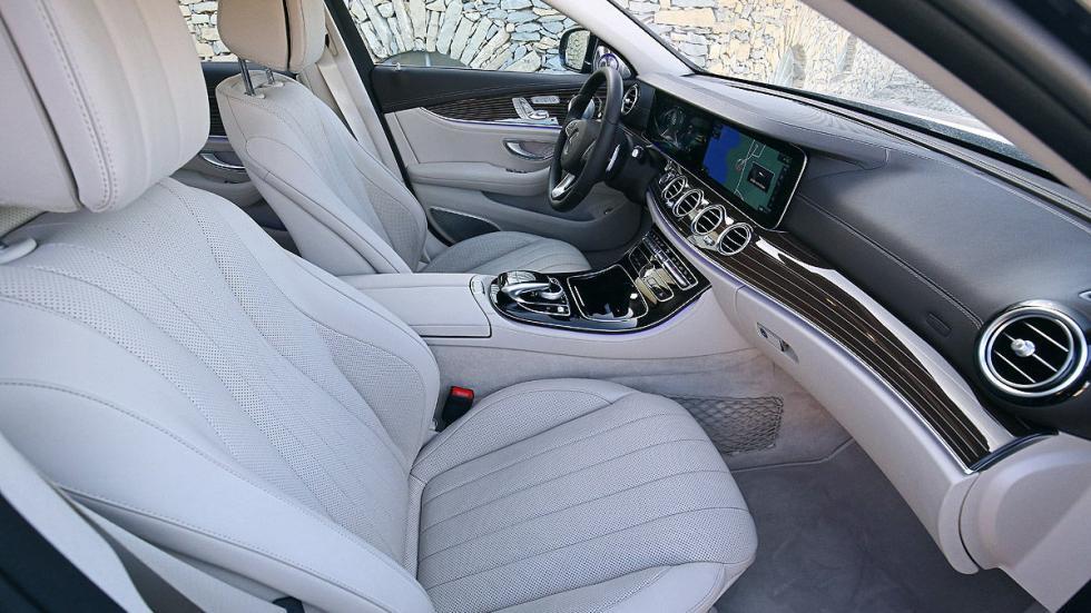 37Comparativa: Mercedes Clase E / Audi A6 / BMW Serie 5