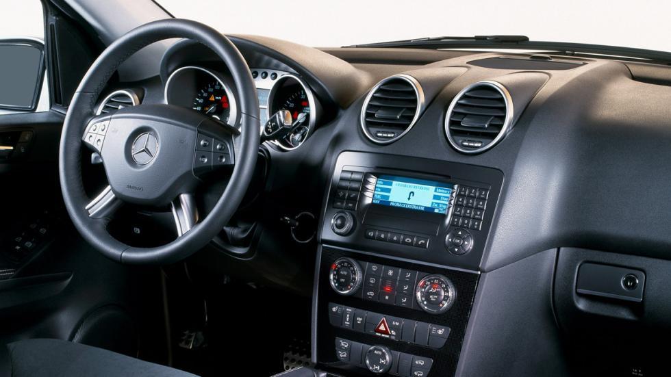 Mercedes Clase M W164
