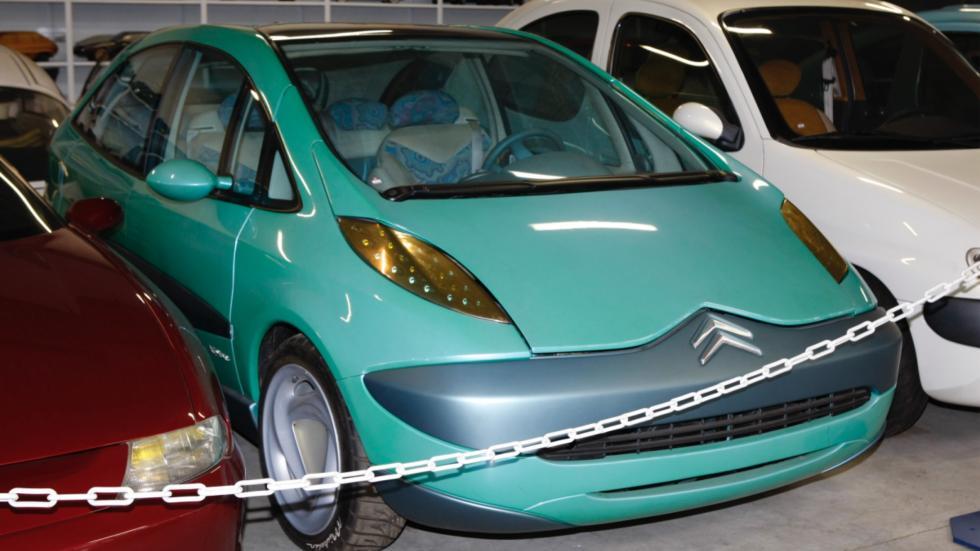 prototipo del Citroën Picasso