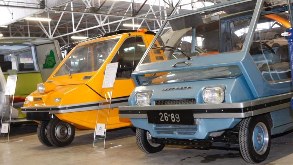 prototipos Citroën  años 70