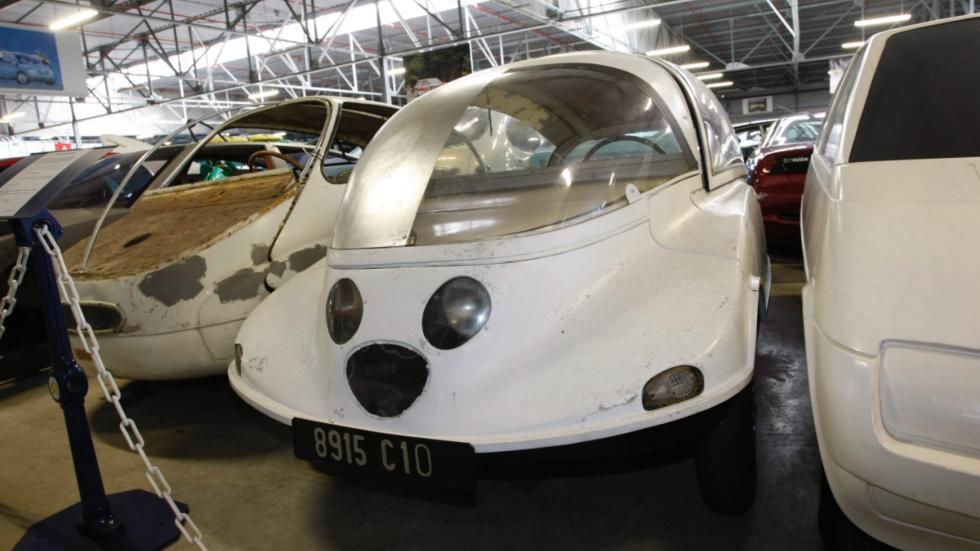 Citroën Prototype C o Coccinelle (mariquita)