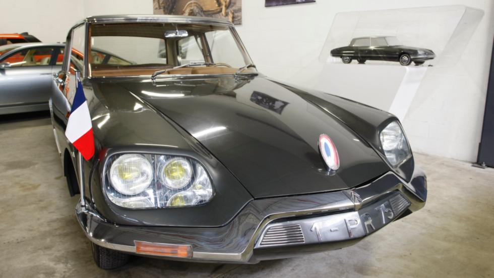 frontal Citroën de Gaulle