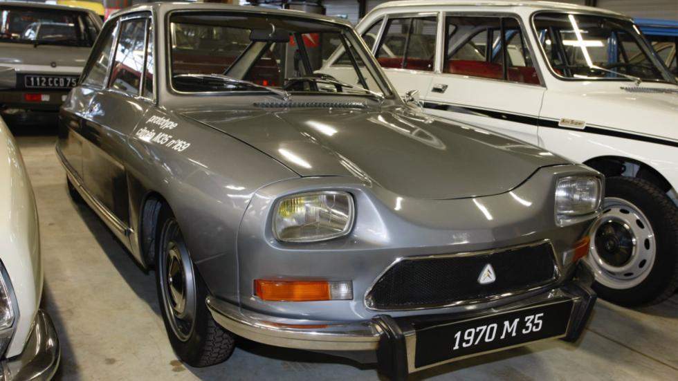 Citroën M35 de 1970