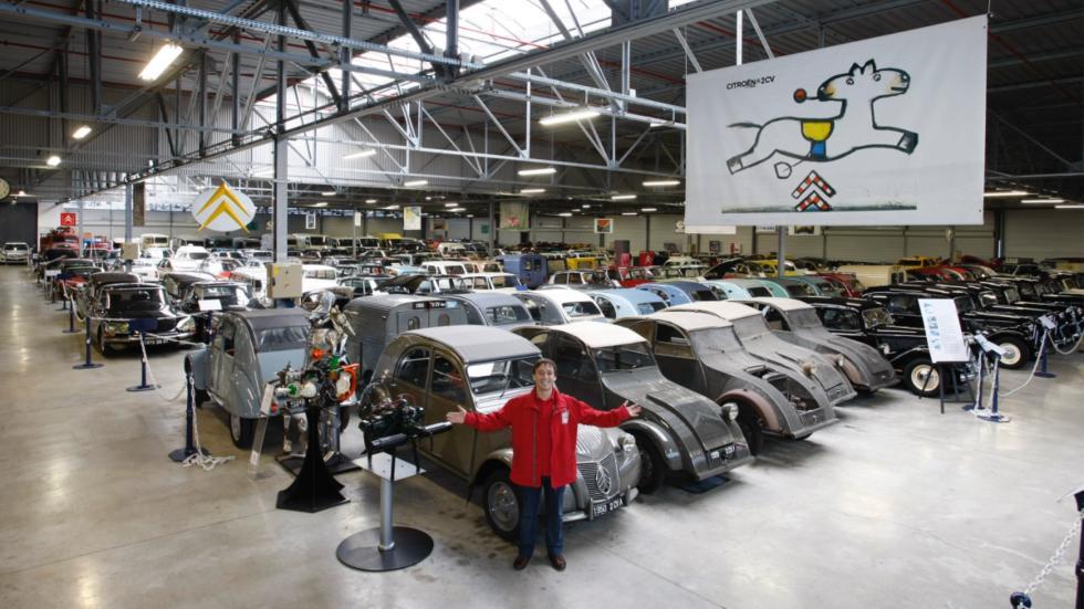 El Conservatorio de Citroën