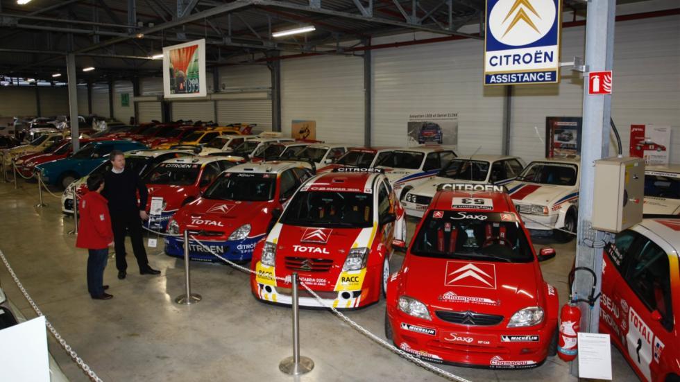 glorias deportivas de Citroën