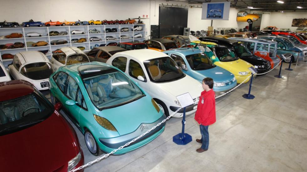 prototipos de Citroën más conocidos