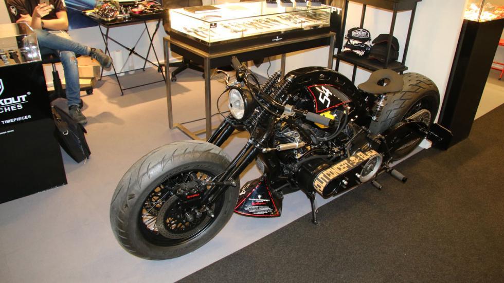 Top Marques 2016 motos chopper