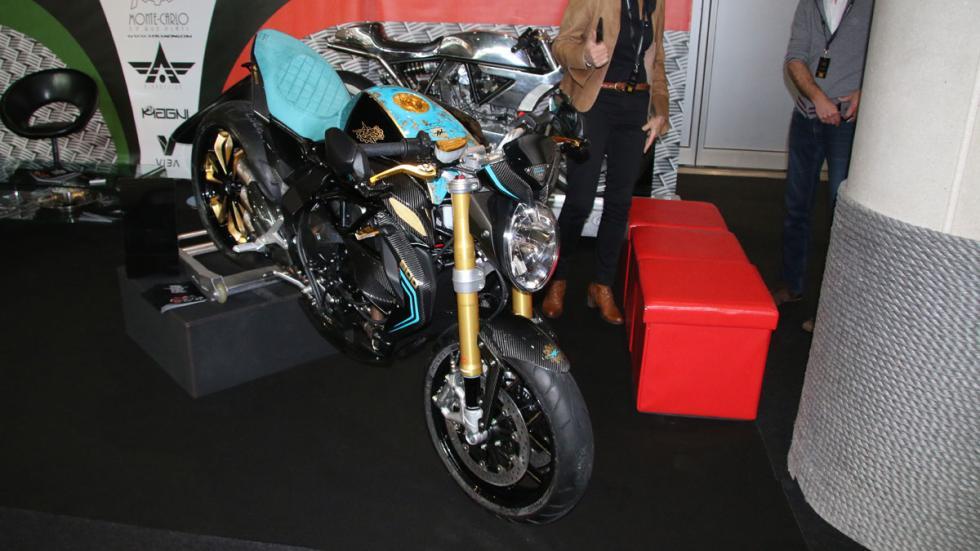 Top Marques 2016 motos mv augusta personalizada