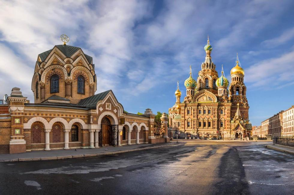 San Petersburgo (Rusia).