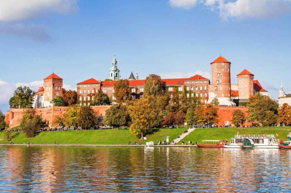 Cracovia (Polonia).