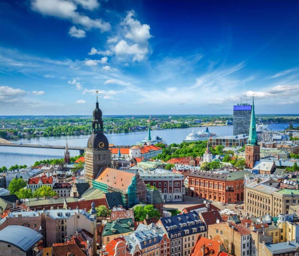 Riga (Letonia).