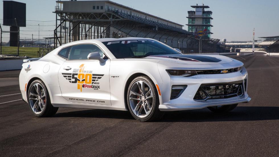 Chevrolet Camaro SS Indy 500 Pace Car delantera