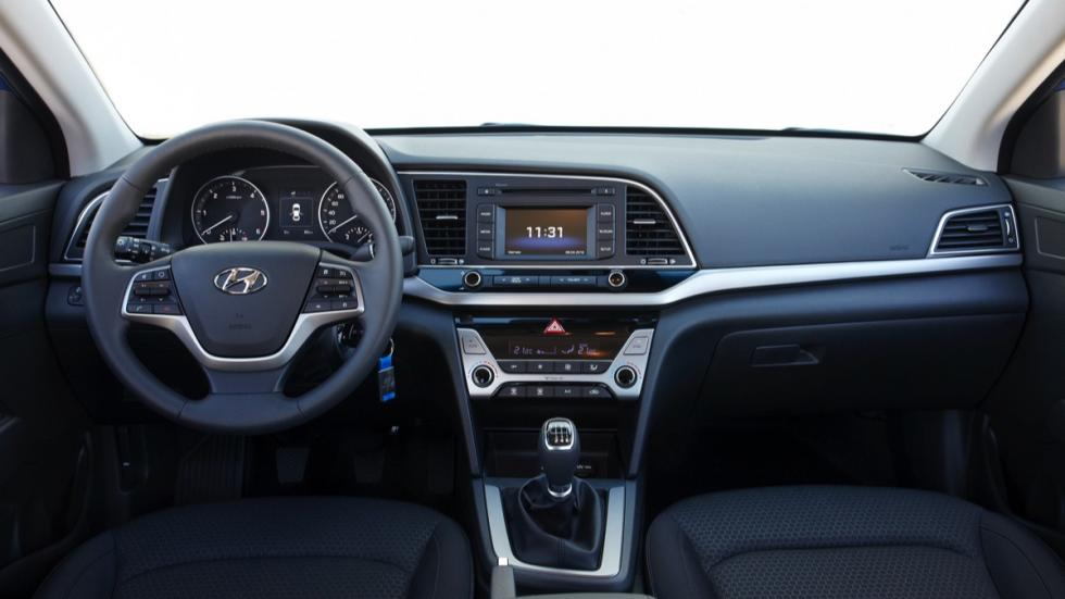 Prueba Hyundai Elantra 2016