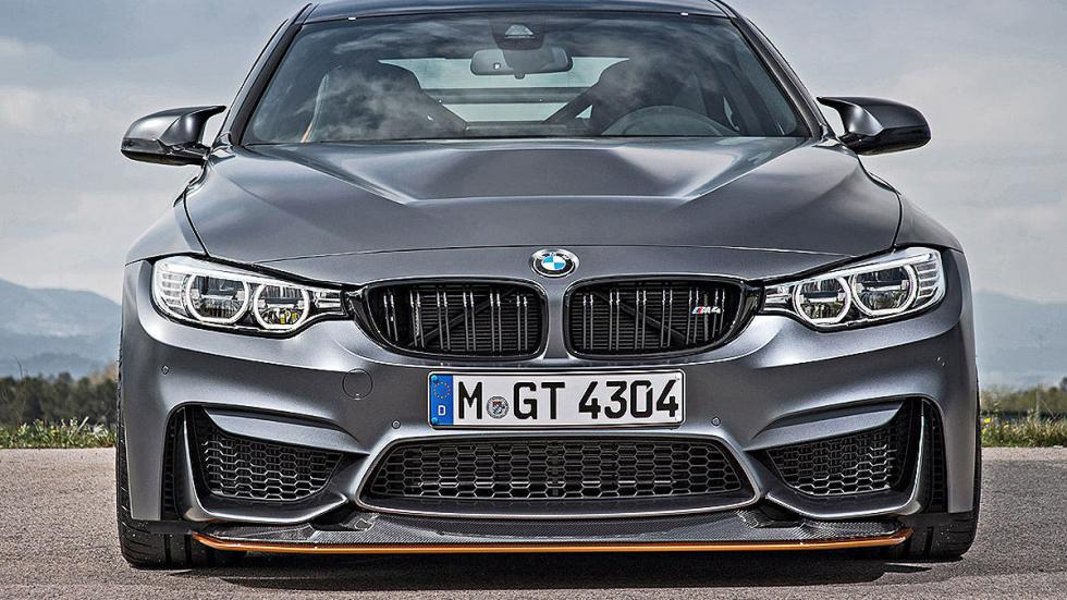 BMW M4 GTS 2016 morro